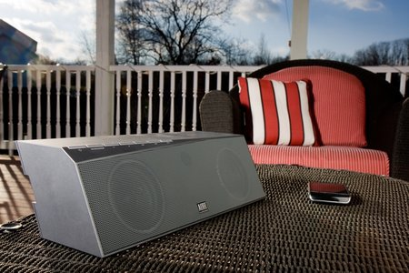 Altec Lansing inMotion Air iMW725   review