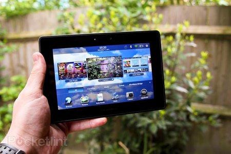 BlackBerry PlayBook   - photo 1