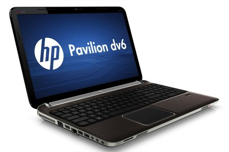 HP Pavilion dv6   review