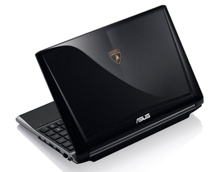 Asus Lamborghini Eee PC VX6   review