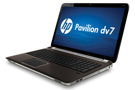 HP Pavilion dv7 review