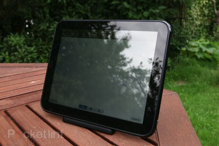 HP TouchPad review - photo 7
