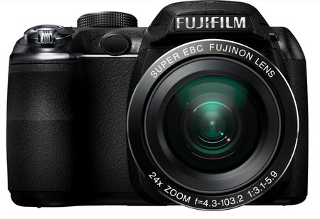 Fujifilm FinePix S3200   review