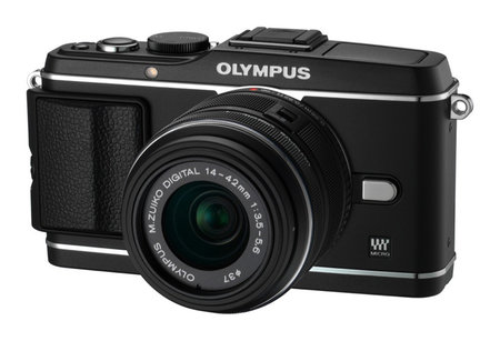 Olympus Pen E-P3   review