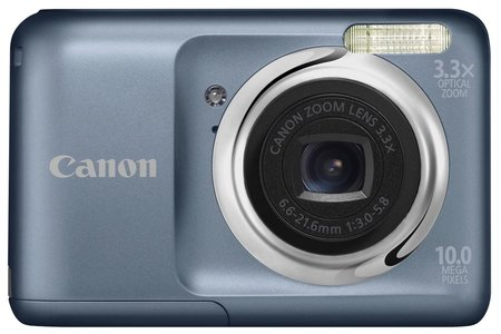 Canon PowerShot A800   review