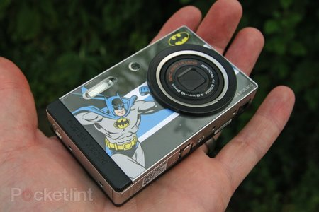Pentax Optio RS1500   review
