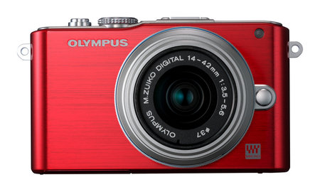 Olympus E-PL3  review - photo 3