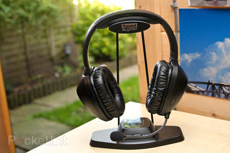 Creative Sound Blaster Tactic 3D Omega Wireless headphones