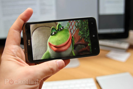 HTC Titan review - photo 23
