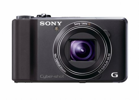 Sony Cyber-shot HX9V  review