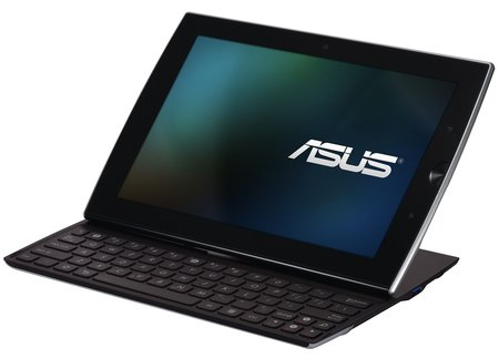 Asus Eee Pad Slider review - photo 1