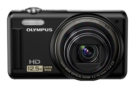 Olympus VR-320 review