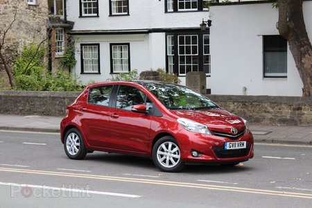 Toyota Yaris 1.33 T Spirit 5 door review