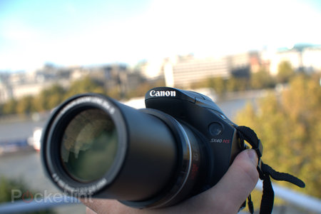 Canon PowerShot SX40 HS review