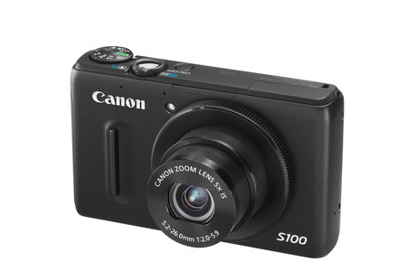 Canon PowerShot S100  review - photo 5