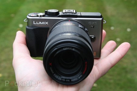 First Look: Panasonic Lumix DMC-GX1