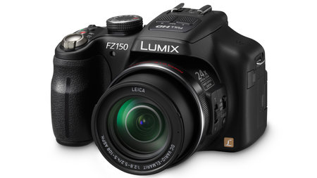 Panasonic Lumix DMC-FZ150 - photo 1