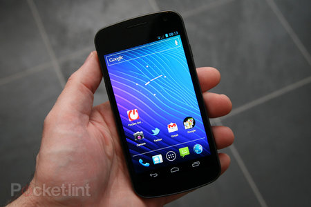 Samsung Galaxy Nexus - photo 1