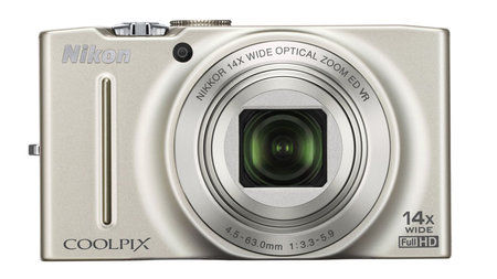 Nikon Coolpix S8200  review
