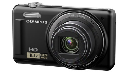 Olympus VR-310 review