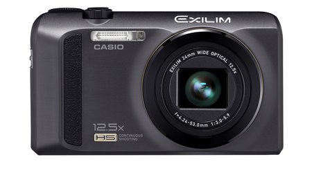 Casio Exilim EX-ZR100 review