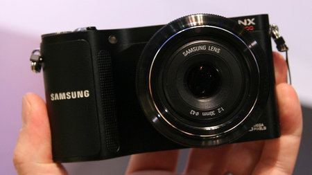 Samsung NX200 - photo 1
