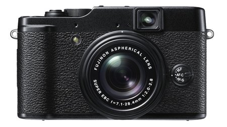 Fujifilm X10 review - photo 1