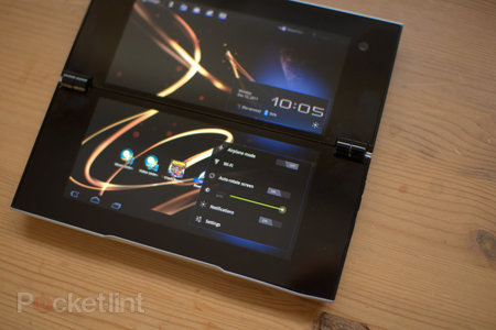Sony Tablet P review - photo 3