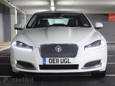 Jaguar XF 2.2D Premium Luxury review