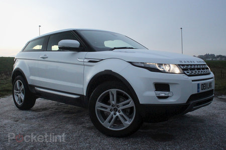 Range Rover Evoque Coupe Prestige SD4 review