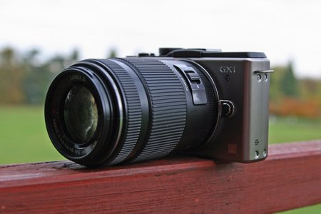 Panasonic Lumix GX1  - photo 7