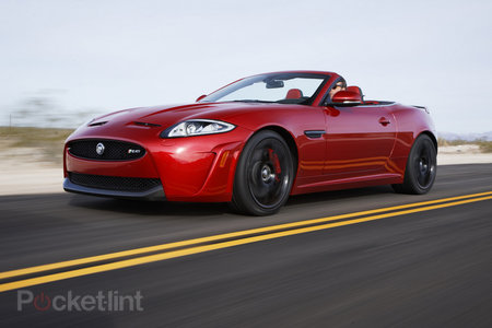 Jaguar XKR-S convertible  review