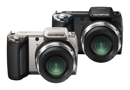 Olympus SP-620UZ review