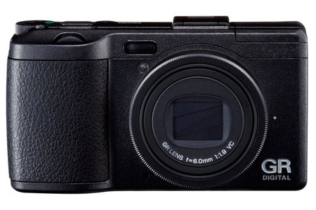Ricoh GRD IV review