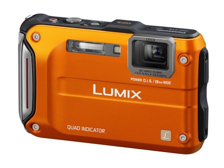 Panasonic Lumix DMC-FT4 - photo 1