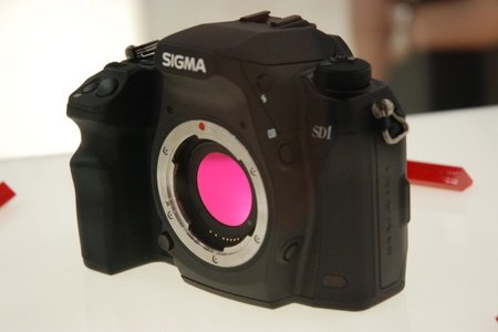 Sigma SD1 (Merrill) - photo 3