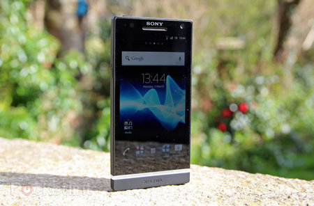 Sony Xperia S - photo 1