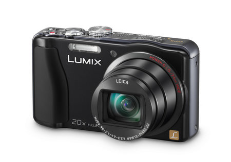 Panasonic Lumix DMC-TZ30 review