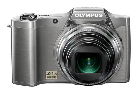 Olympus SZ-14 review
