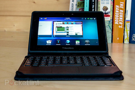BlackBerry Mini Keyboard for PlayBook review