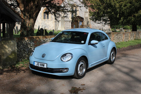 Volkswagen Beetle Design 1.2TSi DSG review