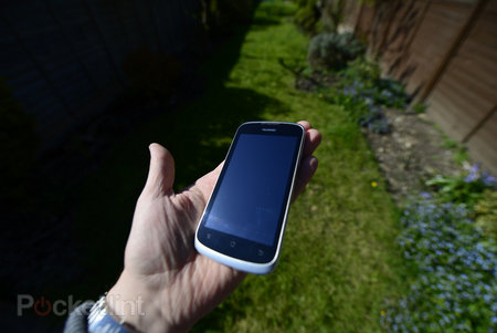 Huawei Ascend G300 review - photo 3