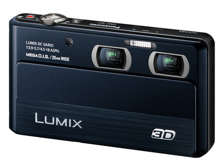 Panasonic Lumix DMC-3D1 review