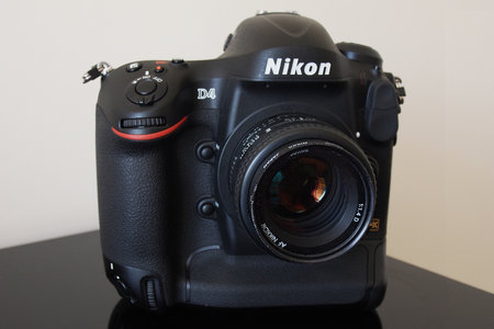Nikon D4 review - photo 1