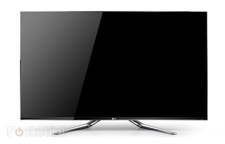 LG 55LM960V LED-backlit LCD TV  review
