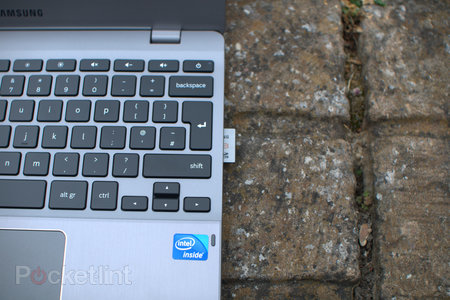 Samsung Series 5 550 Chromebook review - photo 1