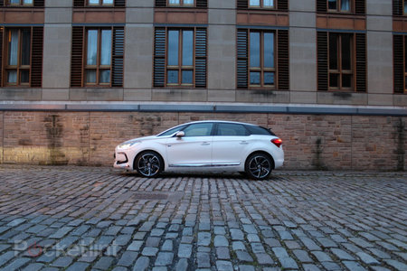 Citroen DS5 DSport Hybrid4 200 Airdream review - photo 1