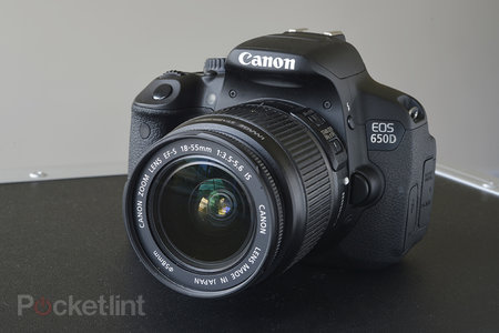 Canon EOS 650D - photo 1