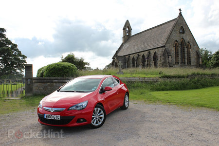 Vauxhall Astra GTC SRI CDTI review