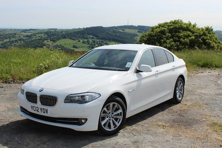 BMW 520 Efficient Dynamics review